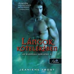 Jeaniene Frost: Lángok kötelékében - Az éjszaka hercege 3.