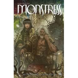 Marjorie Liu: Monstress - Fenevad - Negyedik kötet - A kiválasztott