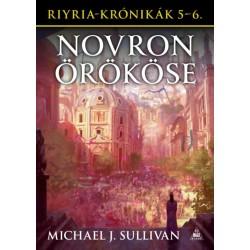 Michael J. Sullivan: Novron örököse - Riyria-krónikák 5-6.
