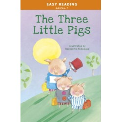 Easy Reading: Level 1 - The Three Little Pigs