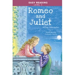 Easy Reading: Level 4 - Romeo and Juliet