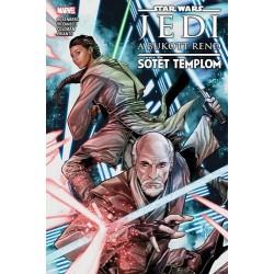 Matthew Rosenberg, Paolo Villanelli, Ruairí Coleman: Star Wars: Jedi: A bukott rend - Sötét templom