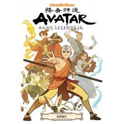 Gene Luen Yang: AVATAR - Aang legendája: Az ígéret - a teljes trilógia
