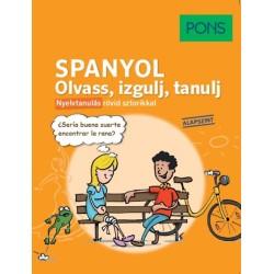Remmert, Natascha: PONS Spanyol - Olvass, izgulj, tanulj - Nyelvtanulás rövid sztorikkal - Alapszint