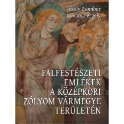 Jékely Zsombor, Kovács Gergely: Falfestészeti emlékek a középkori Zólyom vármegye területén
