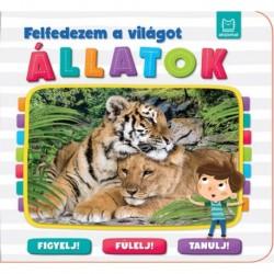 Anna Podgórska: Felfedezem a világot - Állatok