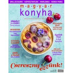 Magyar Konyha - 2021. június (45. évfolyam 6. szám) - Kóstold körbe - Gasztrohelyek a Balatonnál melléklettel