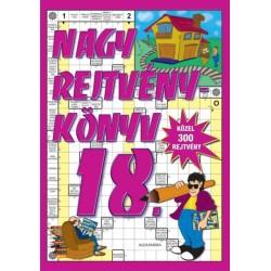 Kresz Károly: Nagy rejtvénykönyv 18.