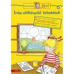 Pásztor Csörgei Andrea (Szerk.): Írás-előkészítő feladatok - Barátnőm, Bori foglalkoztató füzet