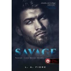 Savage - Fenevad - Lizzie Danton ébredése