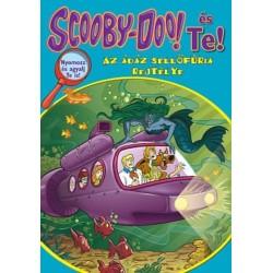 Scooby-Doo - Az ádáz sellőfúria rejtélye
