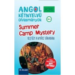 Dagmar Puchalla: PONS Summer Camp Mystery