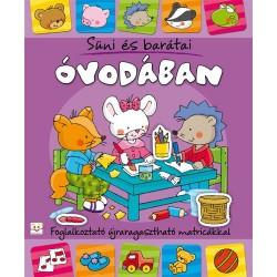 Anna Podgórska: Süni és barátai - Óvodában