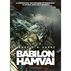 Corey S. A. James: Babilon hamvai - Térség 6.