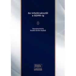 Szabó Endre Győző: Az Infotörvénytől a GDPR-ig