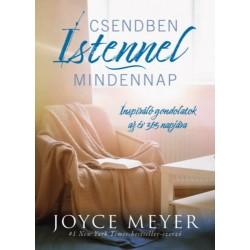 Joyce Meyer: Csendben Istennel mindennap