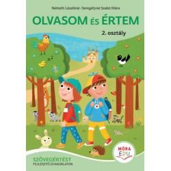 Németh Lászlóné, Seregélyné Szabó Klára: Olvasom és értem - Szövegértést fejlesztő gyakorlatok - 2. osztály
