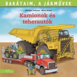 Ralf Butschkow: Kamionok és teherautók