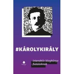 Kovács Gergely: Károlykirály - Interaktív blogkönyv fiataloknak