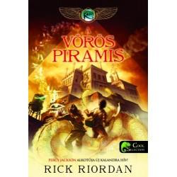 Rick Riordan: A vörös piramis - A Kane krónikák 1. - puha kötés