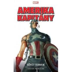 Stefan Petrucha: Amerika Kapitány: Sötét tervek