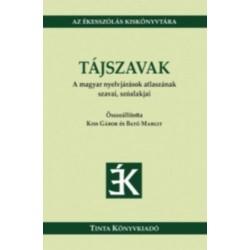 Bató Margit, Kiss Gábor: Tájszavak - A magyar nyelvjárások atlaszának szavai, szóalakjai