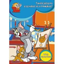 Tom és Jerry - Tanuld játszva a színeket és a formákat!