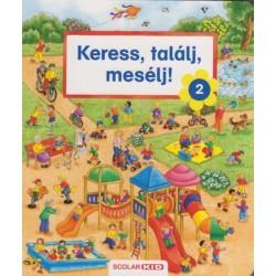 Susanne Gernhauser: Keress, találj, mesélj! 2.