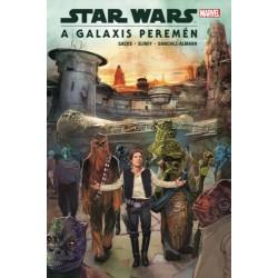 Ethan Sacks, Will Sliney, Dono Sánchez-Almara: Star Wars: A galaxis peremén