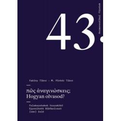 Dr. Fabiny Tibor, M. Pintér Tibor: Hogyan olvasod?