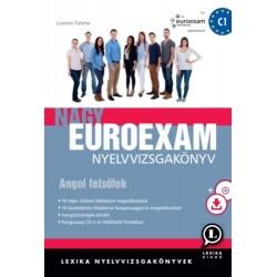 Losonci Fatime: Nagy Euroexam nyelvvizsgakönyv - Angol felsőfok - hanganyag CD-n és letölthető formában