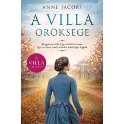 Anne Jacobs: A villa öröksége