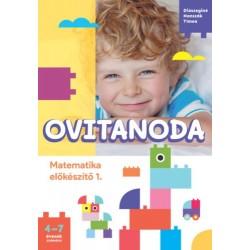 Diószeginé Nanszák Tímea: Ovitanoda - Matematika előkészítő 1.