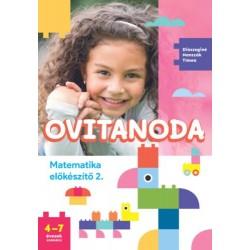 Diószeginé Nanszák Tímea: Ovitanoda - Matematika előkészítő 2.