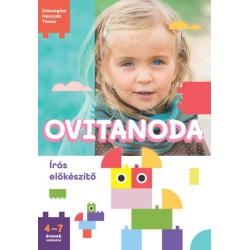 Diószeginé Nanszák Tímea: Ovitanoda - Írás előkészítő