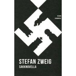 Stefan Zweig: Sakknovella - Helikon zsebkönyvek 19.