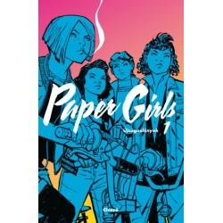 Brian K. Vaughn: Paper Girls - Újságoslányok 1.