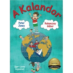 Rakonczay Gábor, Peter Jones: A Kalandor