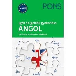 Christina Cott: PONS Igék és igeidők gyakorlása - Angol