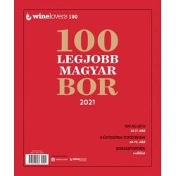 A 100 legjobb magyar bor 2021 - Winelovers 100