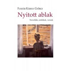 Fliszár Károly György: Nyitott ablak