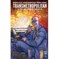 Warren Ellis: Transmetropolitan - A teljes gyűjtemény 2.