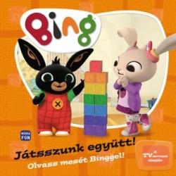 Bing - Játsszunk együtt! - Olvass mesét Binggel!