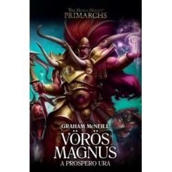 Graham McNeill: Vörös Magnus - A Prospero ura