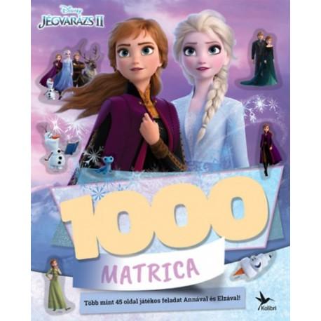 1000 matrica - Jégvarázs 2.