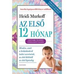 Heidi Murkoff: Az első 12 hónap