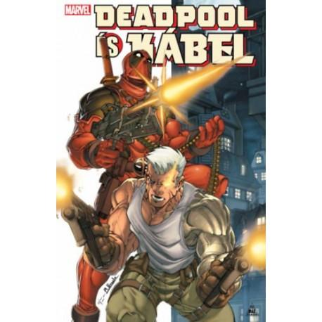 Fabian Nicieza: Deadpool és Kábel