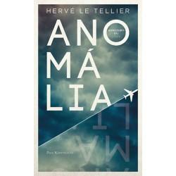 Hervé Le Tellier: Anomália