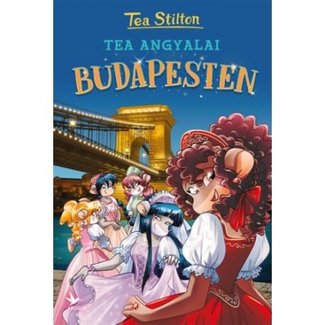 Tea Stilton: Tea Angyalai Budapesten
