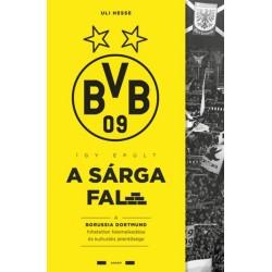Uli Hesse: Így épült a Sárga Fal - A Borussia Dortmund hihetetlen felemelkedése és kulturális jelentősége